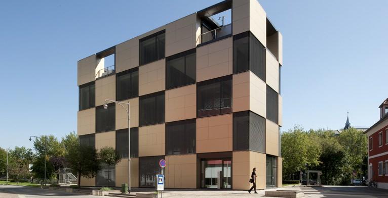 Проект административного здания Николаевстандартметрология