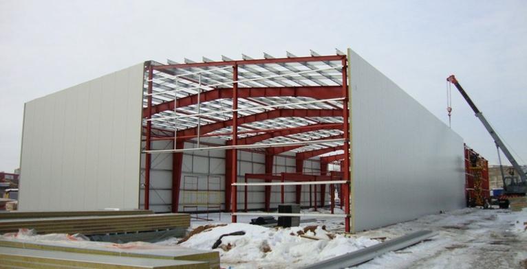 Проектирование и строительство склада семян в Николаевской области