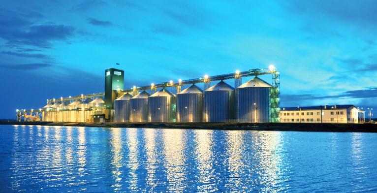 Проектирование зерновых терминалов СП НИБУЛОН